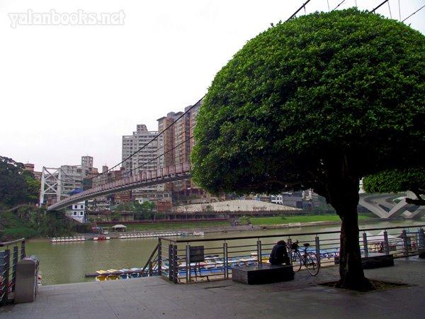 Taiwan Travel Spring Bitan photography Romanticism 臺灣旅行 碧潭 風光攝影 浪漫主義 Yalan雅嵐 黑攝會